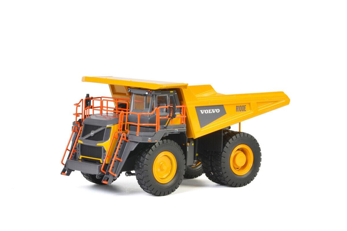 WSI 61-2003 VOLVO Muldenkipper R100E NEU OVP