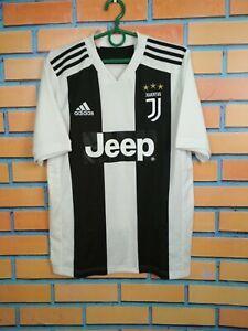 Juventus Jersey 2018 2019 Home Kids Boys Youth 15-16 years Shirt Adidas CF3496