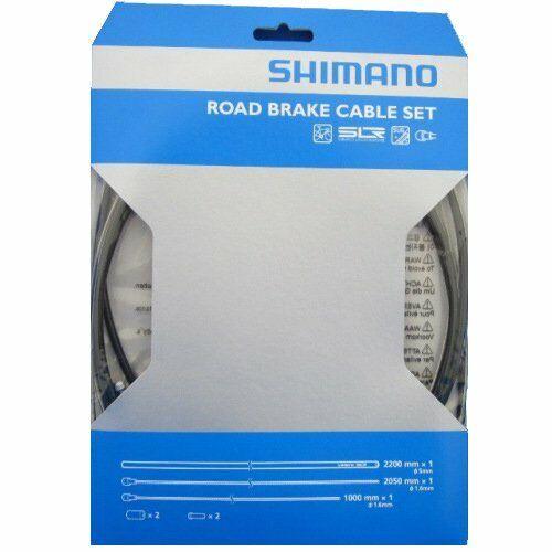 Men/'s Ultegra brke Cable Set Route Frein SHNO 5 noir Shimano