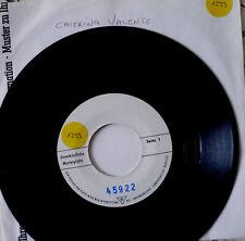 "7"" 1980 RARE PROMO PRINT MINT- ! CATERINA VALENTE : Das Kinderlied"