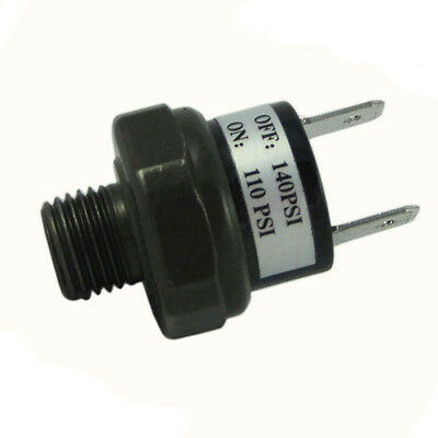 Brand New Air Pressure Switch Rated 110//140 PSI For Train Horn Compressor