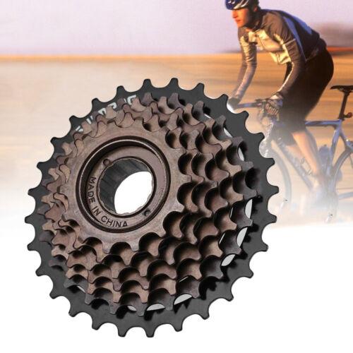 7//21 Speed MTB Mountain Bike Freewheel Bicycle Flywheel Cassette Hollow Sprocket