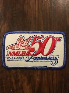 NMLRA-50th-Anniversary-Patch-1933-1983