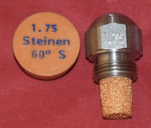 Steinen Öldüse 1,75 60°S Ölbrennerdüse 1 Stück