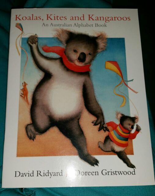 Koalas, Kites and Kangaroos by David Ridyard Paperback