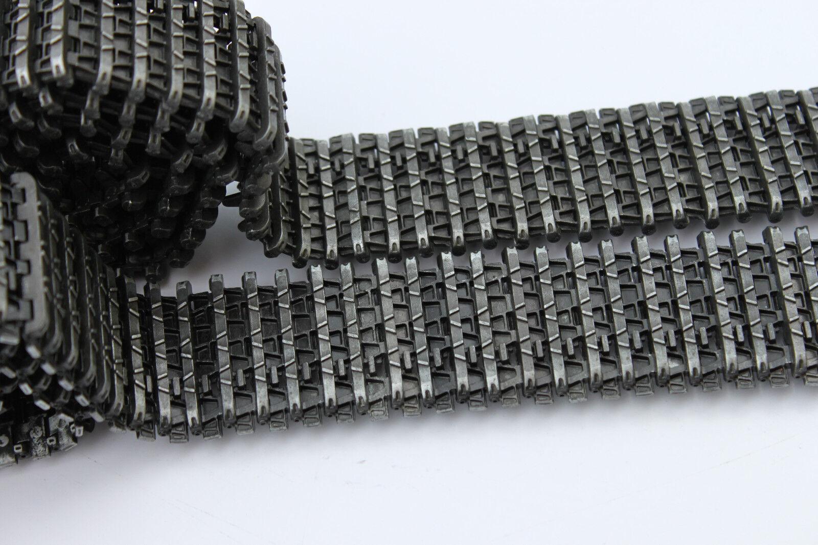 1 pares de cadenas de metal para tarde y mid-tiger 1 16