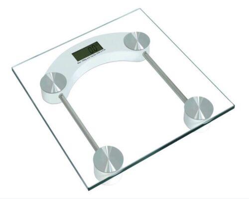SPA WORX Glass Body Scale With Digital Lcd Display-NEW