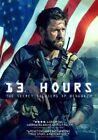 13 Hours The Secret Soldiers of Benghazi 2016 Region 1 DVD