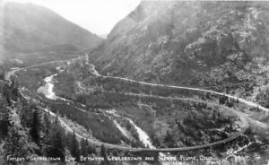 Georgetown-Loop-1940s-Sanborn-Silver-Plume-Colorado-RPPC-real-photo-9222