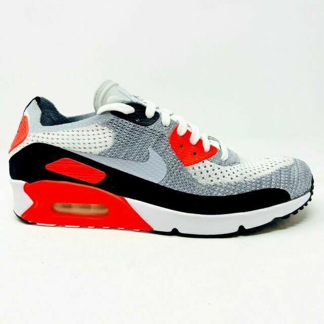 Size 11 - Nike Air Max 90 Ultra 2.0 Flyknit Infrared 2017