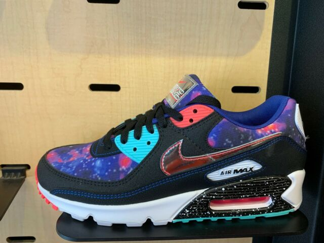 Nike Air Max 90 Supernova Cw6018 001 Mens Size 8 Limited Nrg Qs Galaxy For Sale Online Ebay