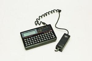 CASIO HW-1 Digital Witer RARE Printer  Calc Calculator Calculadora Ultra RARE PC