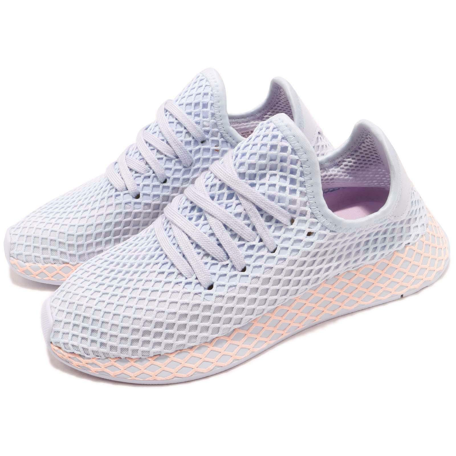 Adidas Originals Deerupt W Runner Aero bluee Clear orange Running shoes B37878