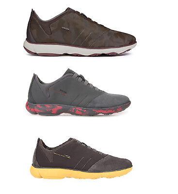 GEOX U52D7B Sneaker uomo super traspirante