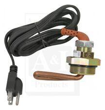 "Block Heater fits John Deere Models 1000 Watt 120V 1 5/8"""