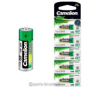 034-5x-A27-Alkaline-PLUS-Batterie-LR27A-MN27-Camelion