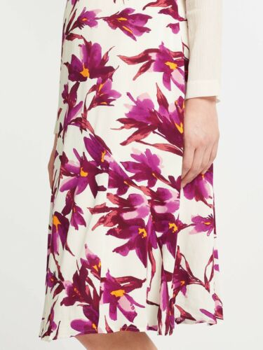 SAMSOE /& SAMSOE Evonne Imprimé Floral Jupe Flora UK 8 10 12