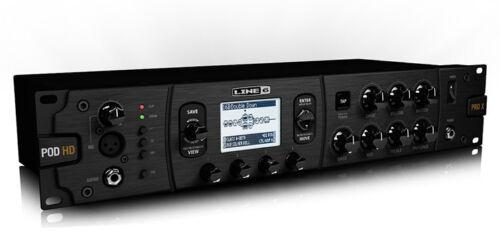 NEW Line 6 Pod HD Pro X Guitar Multi Effects Processor and Studio Interface