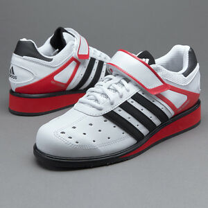 Adidas Power Perfect 2 Men's Training Shoes White