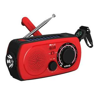 Solar-Emergency-NOAA-Weather-Radio-Portable-Hand-Crank-Shortwave-Radio-Am-Fm
