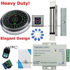 USA Waterproof RFID Card+Password Door Access Control System+Door Magnetic Lock