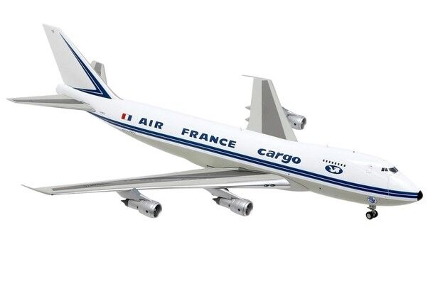 Boeing 747 200 Air France Cargo 1 200 Inflight