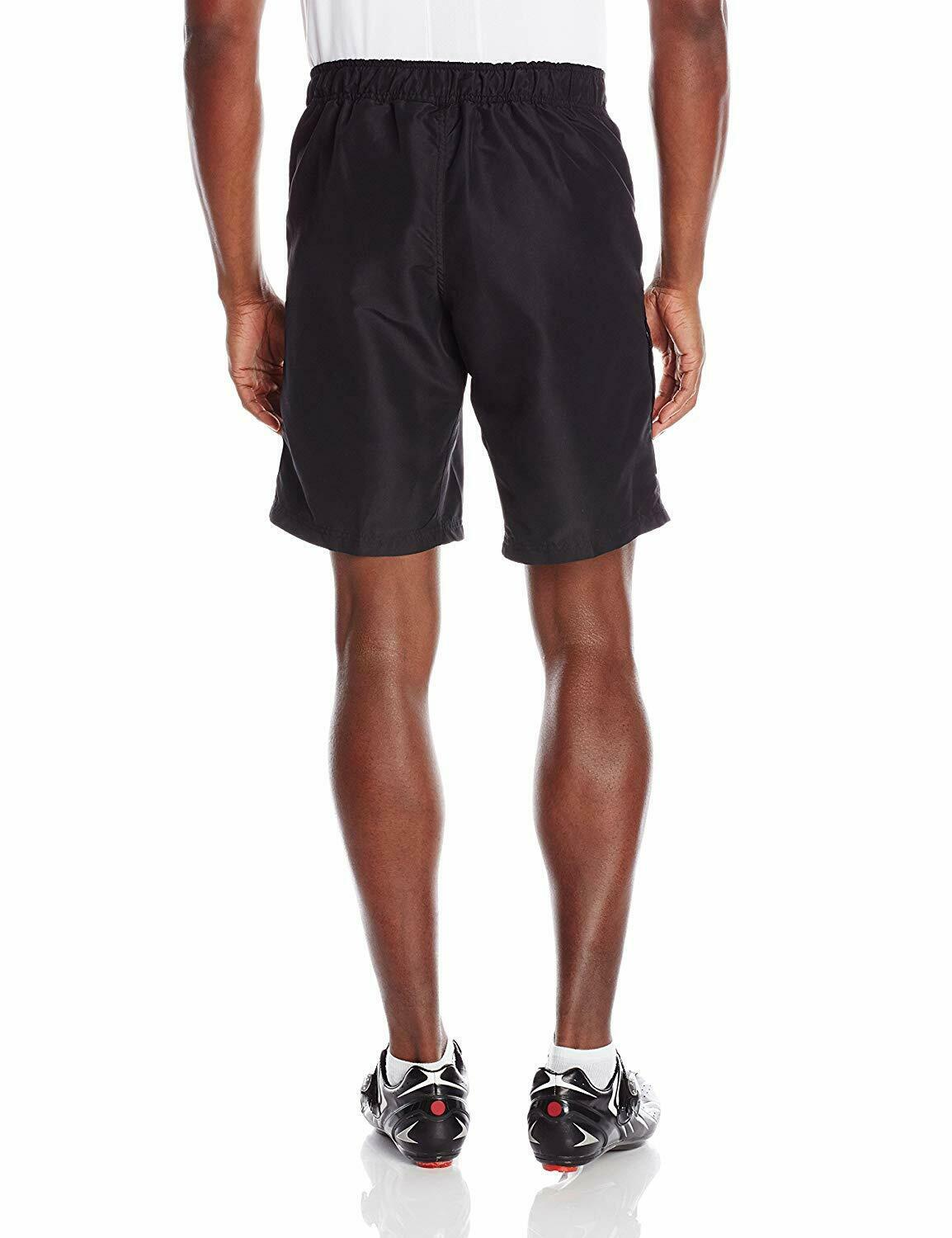 Canari Men's  Paramount Baggy Cycling Shorts, Small, Detachable Padded Liner  outlet sale