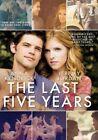 The Last Five Years (2015) R1 DVD Anna Kendrick