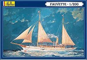 Heller-1-200-Fauvette-Sailing-Ship-80612