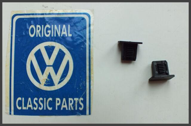 VW MK2 Golf - Genuine Headliner Retainer Strip Clips - Pack Of 2 - Brand New!!