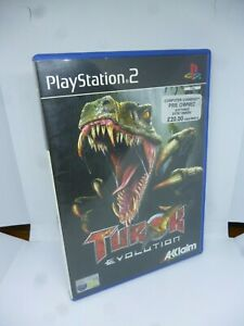Turok-Evolution-Sony-PlayStation-2-2002-PS2-gaming-Gamers