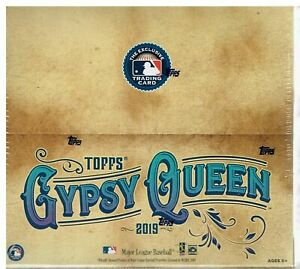 2019-Topps-Gypsy-Queen-Baseball-24-Pack-Box-FACTORY-SEALED