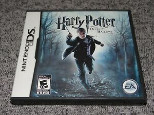 Harry Potter And The Deathly Hallows Part I (1) Nintendo DS Complete/Tested