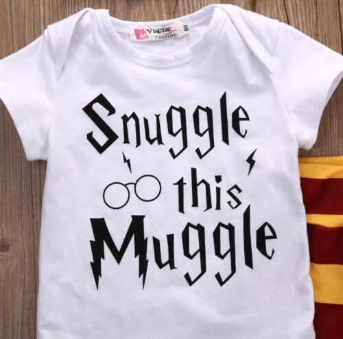 NEW Snuggle This Muggle Baby Boys Short Sleeve Bodysuit Pants Hat Outfit Set
