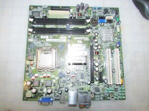 Dell-0RY007-LGA-775-Socket-T-Motherboard-1-80GHz-PENTIUM-DUAL-CORE