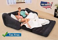 Sofa Bed Couch Futon Sleeper 2-in-1 Sectional Furniture Loveseat Guest Room