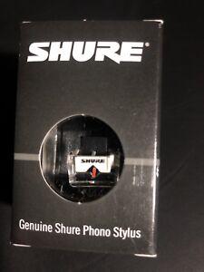 Genuine-SHURE-Phono-Stylus-N44-7-BRAND-NEW