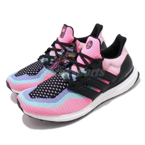 Men's Shoes adidas UltraBOOST 2.0 Tokyo Pastel Black Pink Multi ...