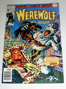 WEREWOLF-BY-NIGHT-43-IRON-MAN-CROSS-OVER-LAST-ISSUE-OF-TITLE-1977