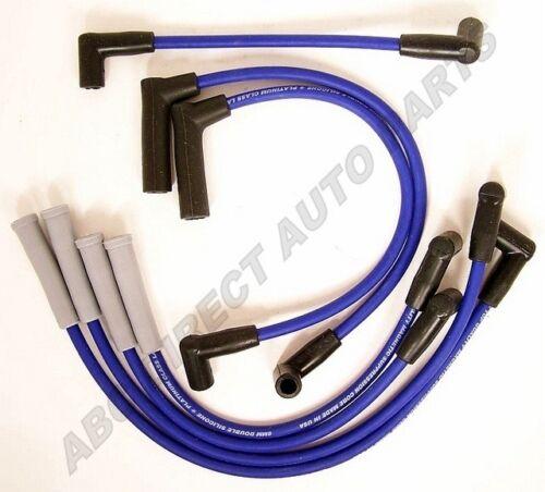 Jeep 4.0L 91-99 Platinum Class Laser Mag 8 mm Spark Plug Wire Set 28438