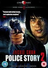DVD:POLICE STORY 2 - NEW Region 2 UK