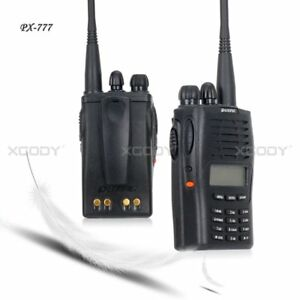 PUXING-PX-777-VHF-136-174-MHz-5W-Portable-Walkie-Talkie-Two-Way-Radio-Long-Range