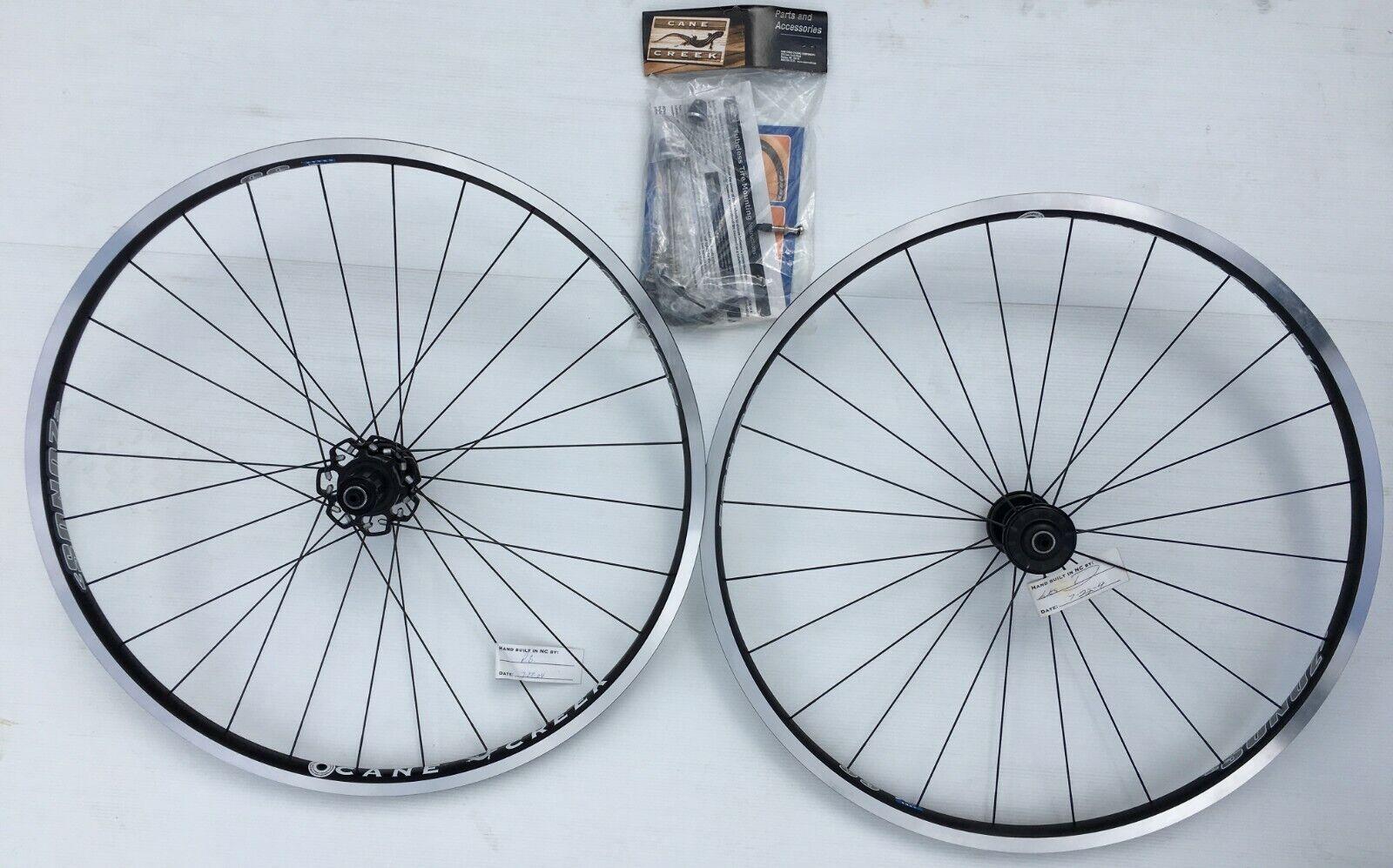 Set Wheels MTB Cane Creek Zonos Ss 26 Tubeless Cycling Mountain Bike Wheel Set