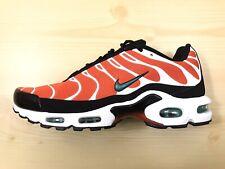 check out 780ba 18e1c item 3 New Nike Air Max Plus TN Tuned 1 Men s (Size 10.5) Orange White Black  852630-801 -New Nike Air Max Plus TN Tuned 1 Men s (Size 10.5) Orange White  ...