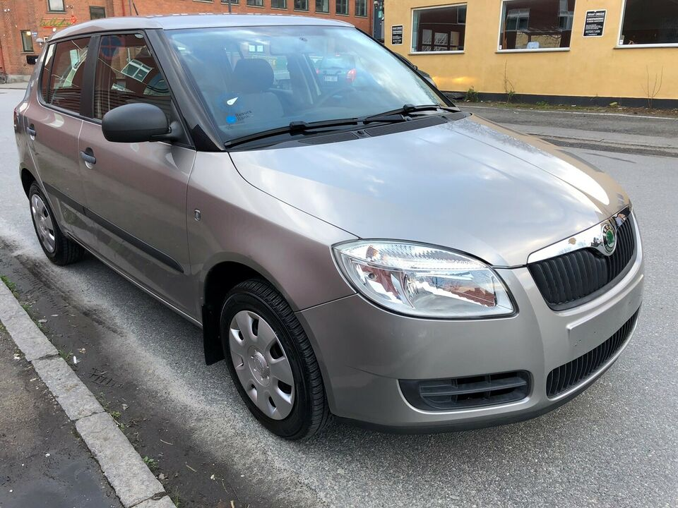 Skoda Fabia, 1,2 12V Classic, Benzin