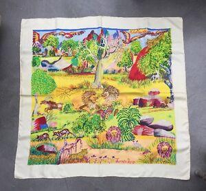 Hermes-Foulard-Tuch-Carre-Scarf-034-NUBA-MOUNTAIN-034-S-Kwumi-1997