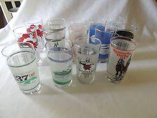 Lot of 14 Kentucky Derby Glasses Mint Julip