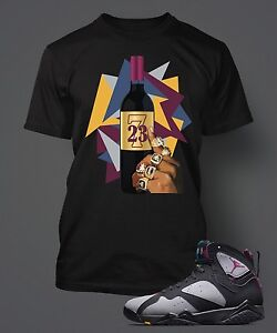 5be8555db5a T Shirt to match AIR JORDAN 7 RETRO