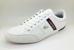 NEW-Lacoste-Chaymon-319-5-Men-039-s-Fashion-Casual-Shoes-Sneakers-White-Navy
