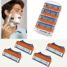 4X Generic Refill Shaving Replacement Blades Cartridge for Gillette Fusion Razor